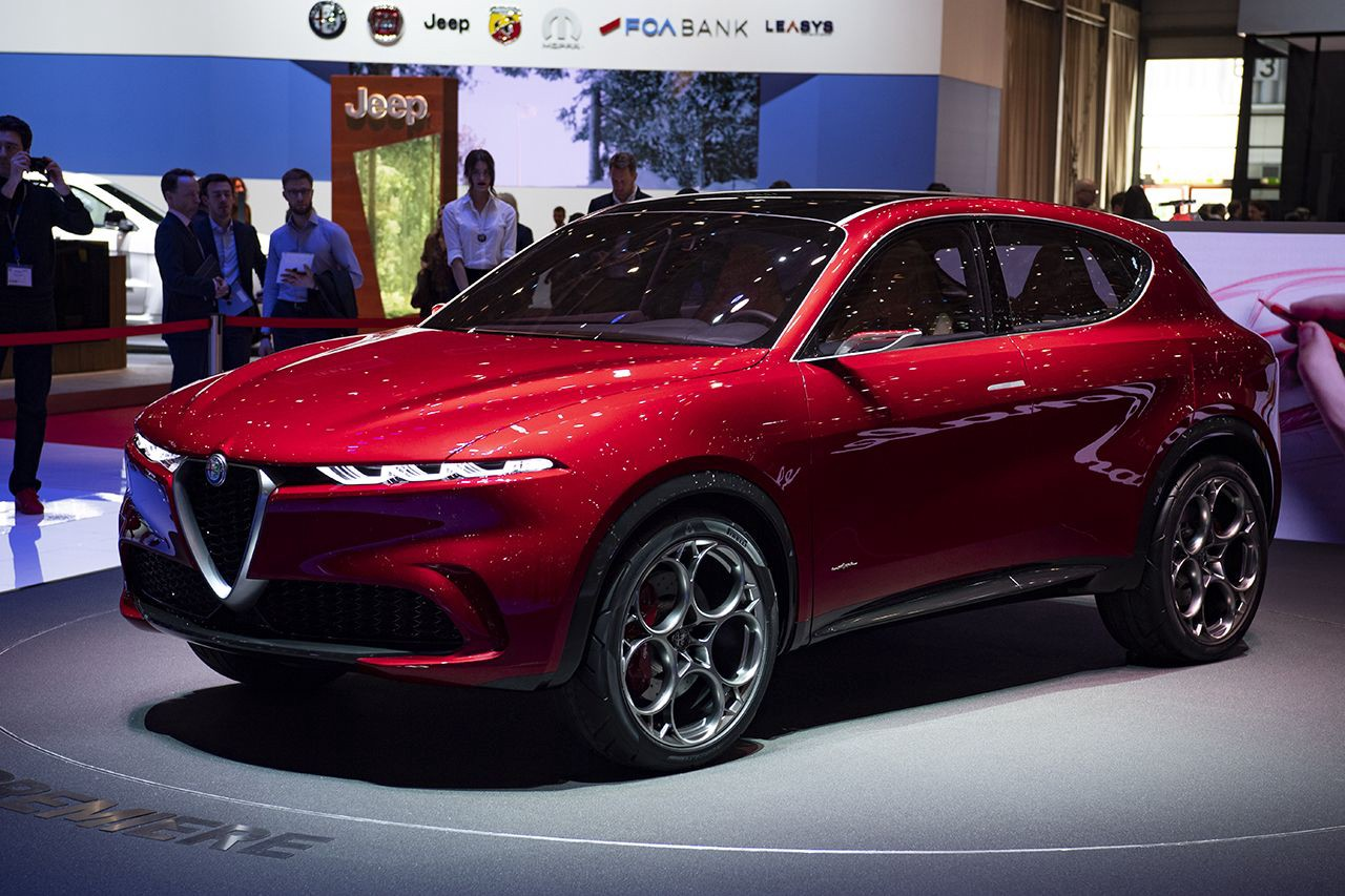 Auto business goes green: brand new Alfa Romeo, Fiat and Jeep