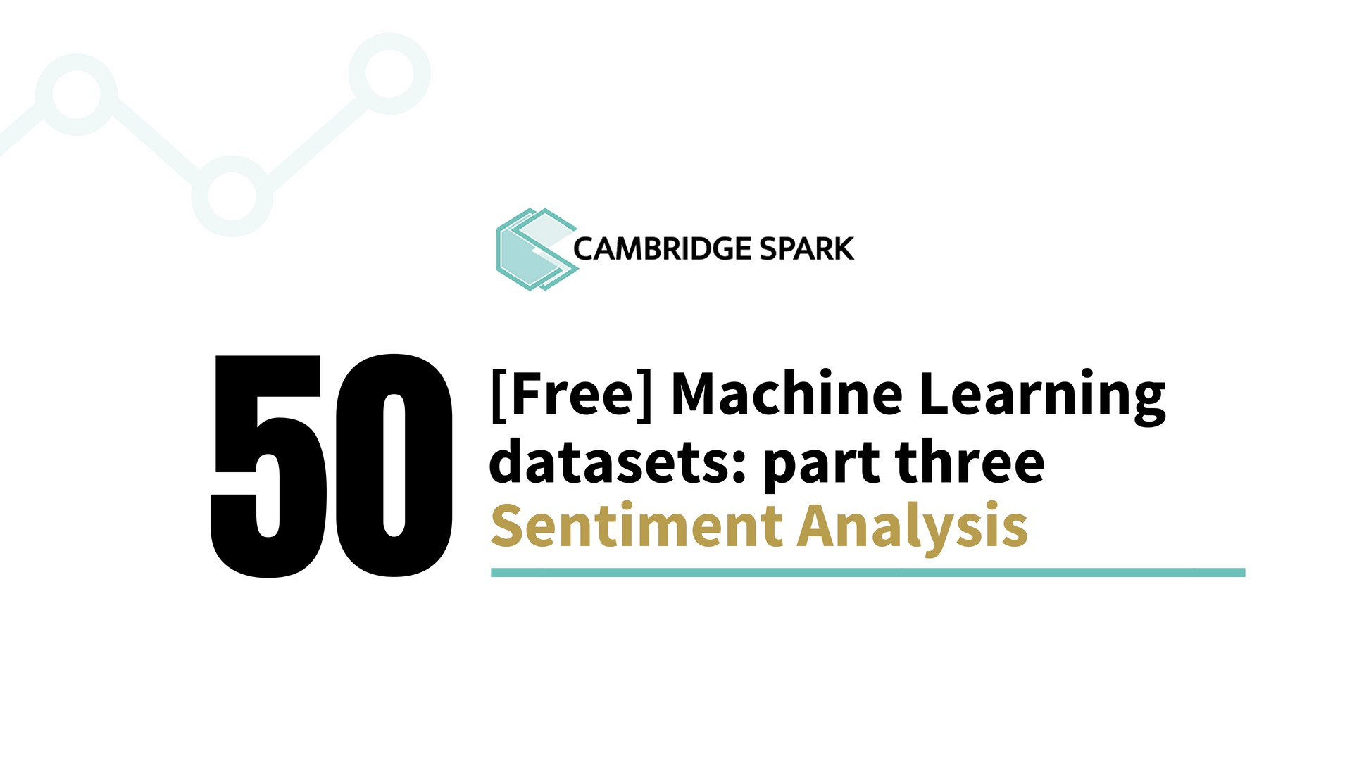 50 Free Machine Learning Datasets Sentiment Analysis