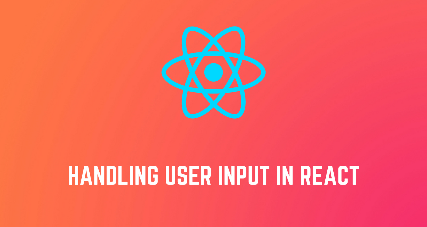 Handling User Input in React — CRUD - The Andela Way - Medium