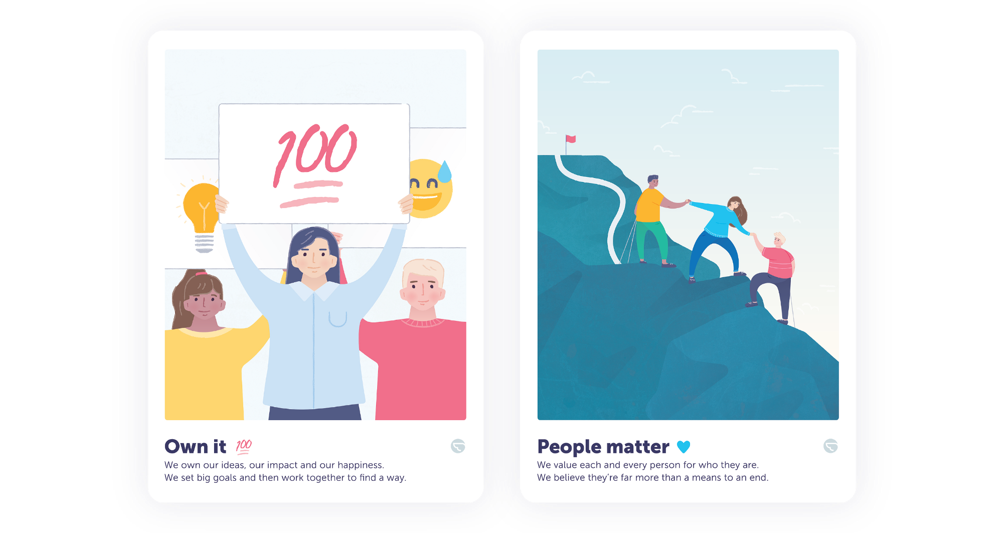 Bring your brand to life through illustration - The Airtasker Tribe