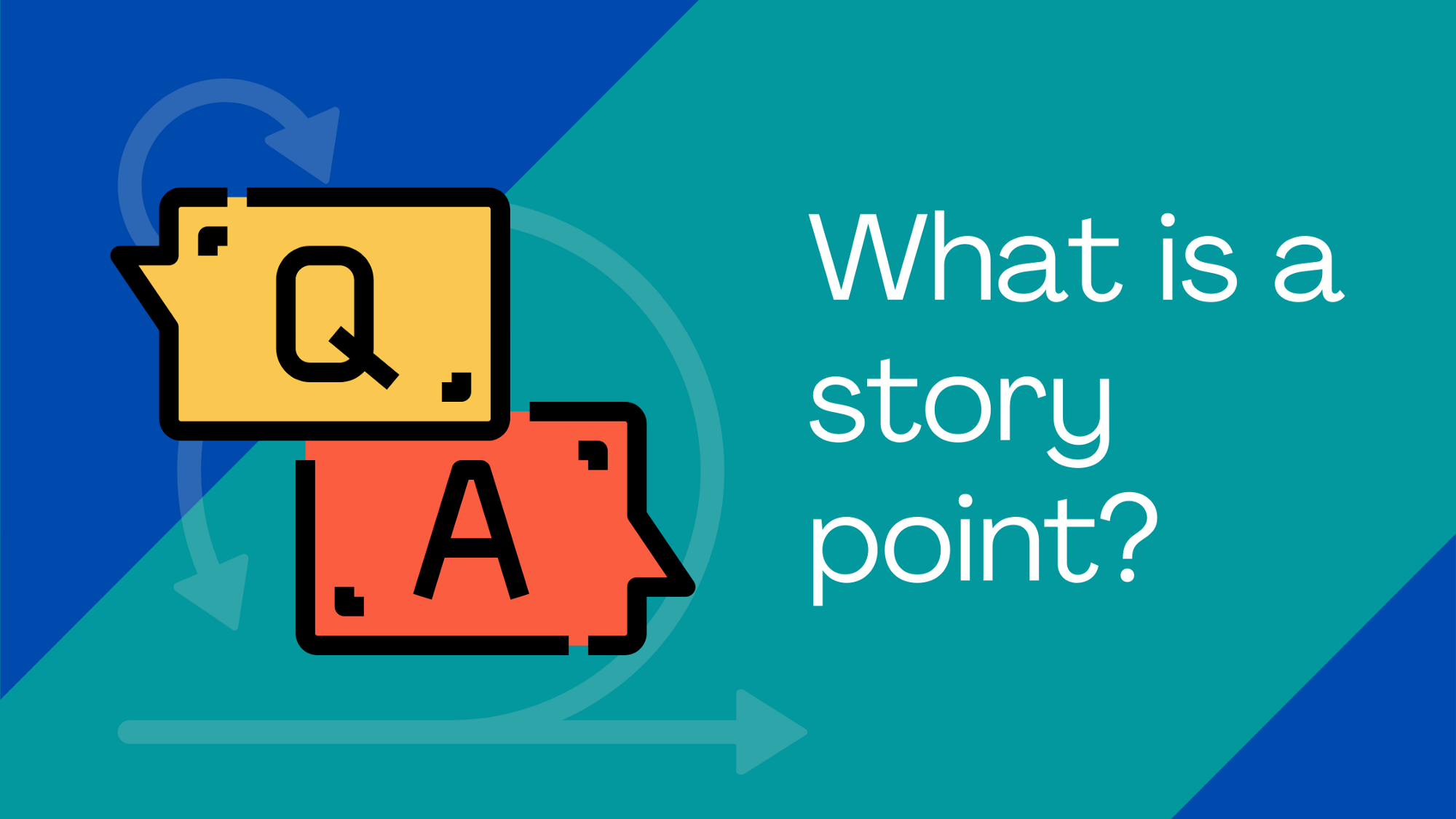 What is a story point?