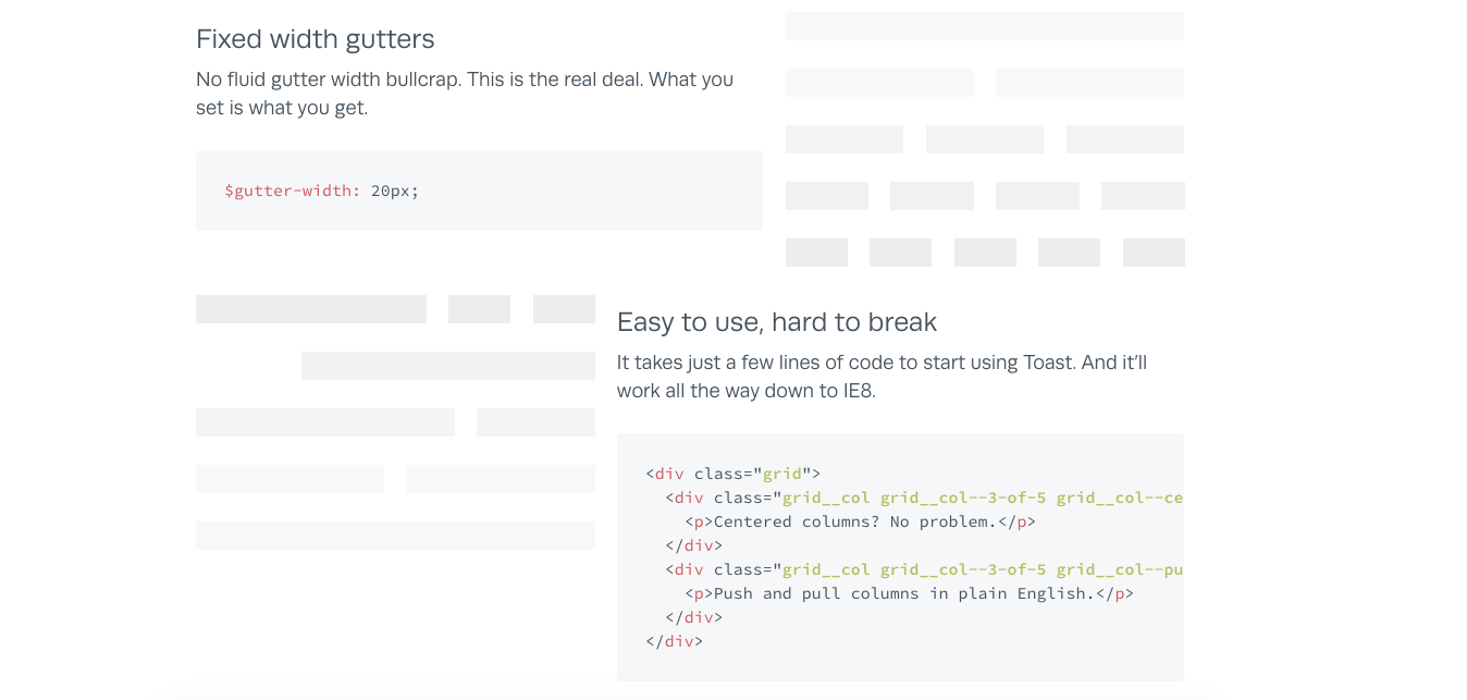 13 UI Grid Systems and Libraries for 2019: CSS, JS, React and Friends