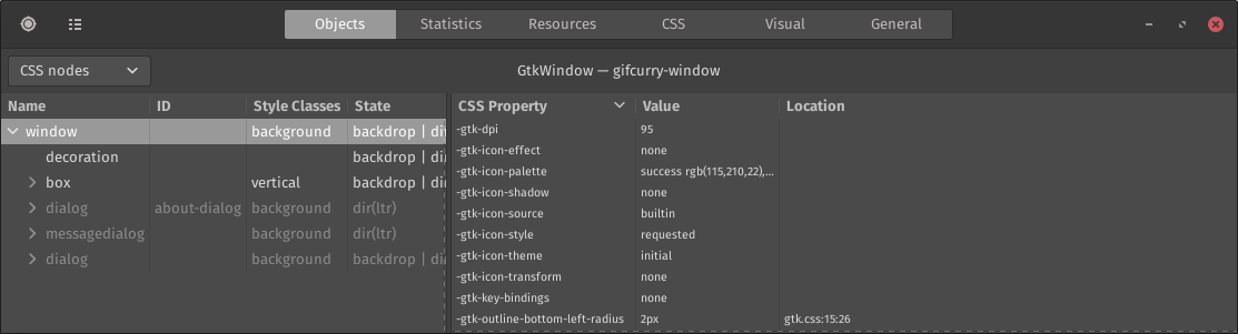 How to Style Your GTK App with CSS and Haskell - codeburst