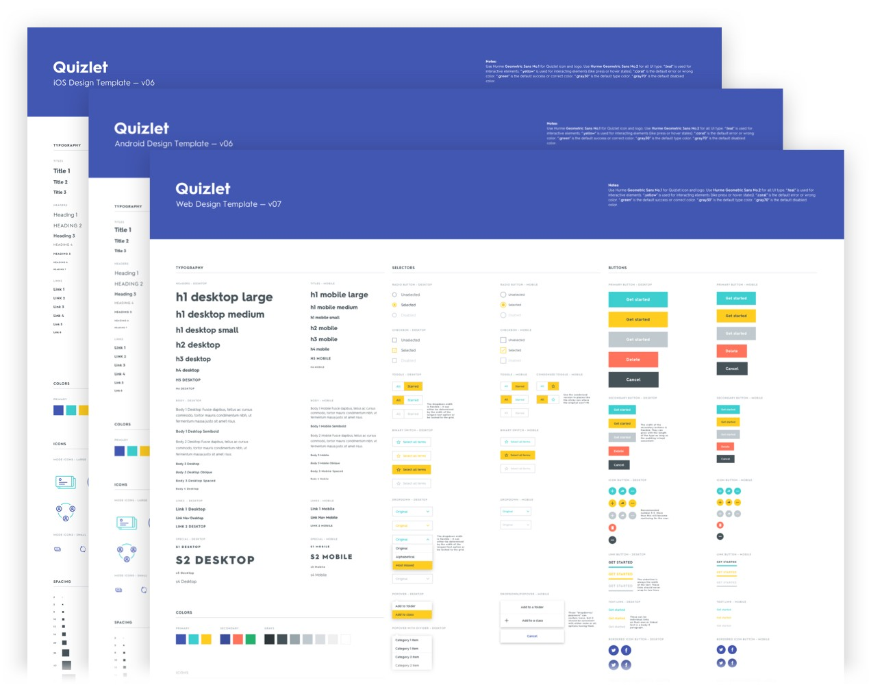 Diagrams: Moving Quizlet beyond terms and definitions
