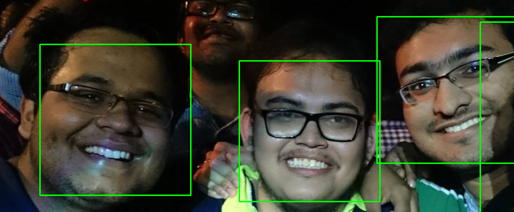 Building a Django POST face-detection API using OpenCV and Haar Cascades