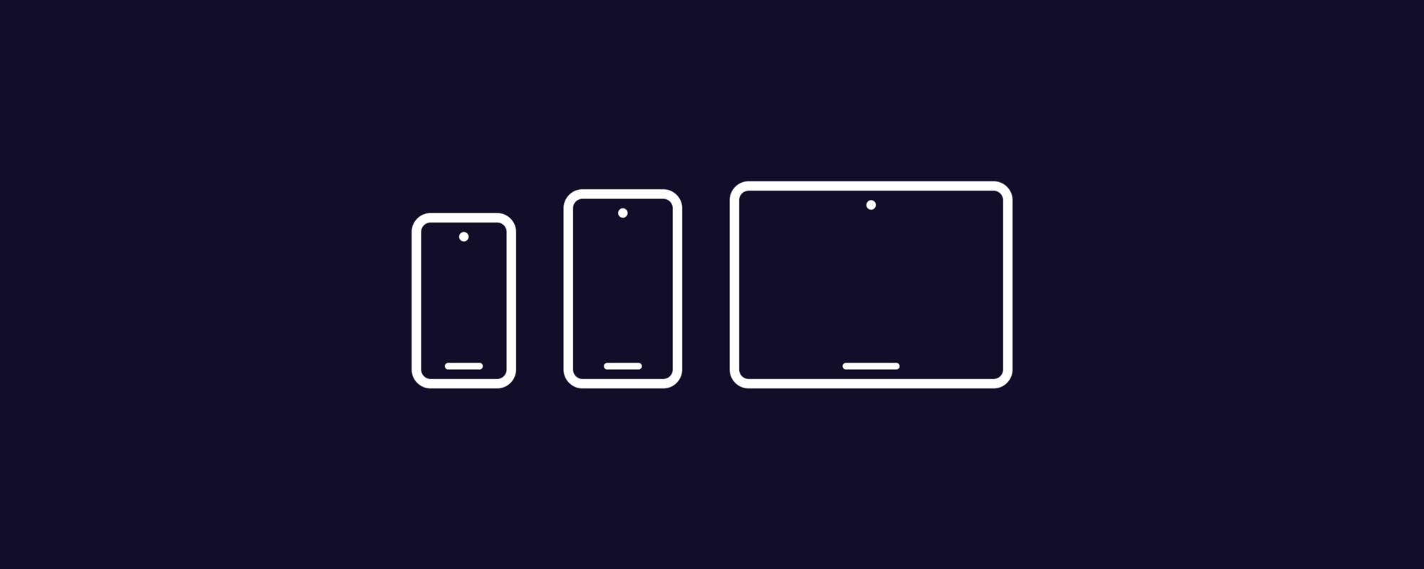 Cover image displaying mobile devices in varying sizes.
