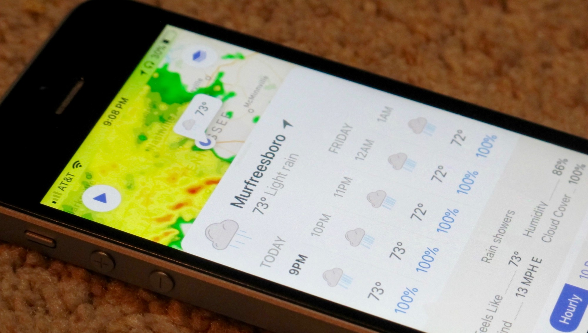 In Weather Atlas, I May Have Found My Perfect iOS Weather App