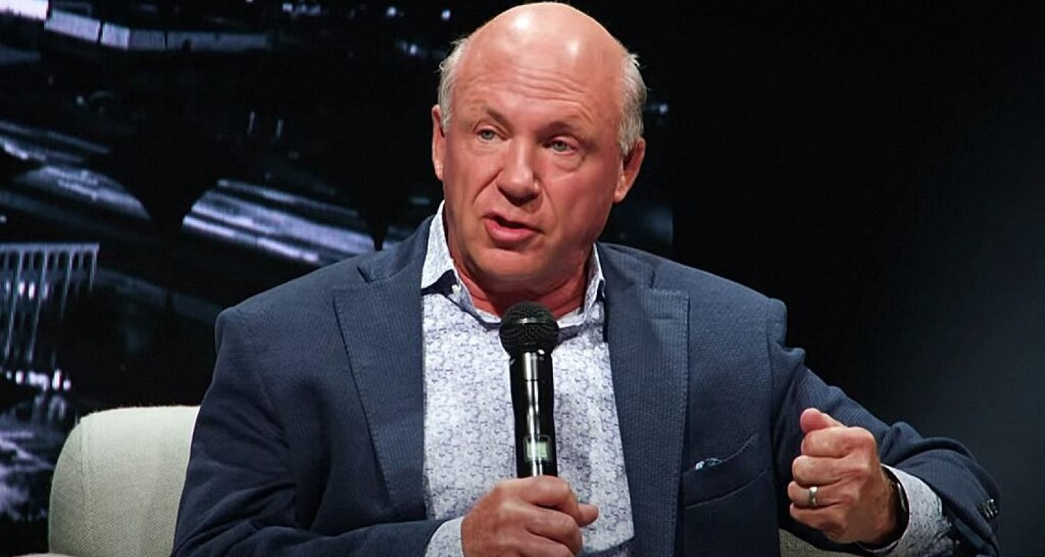 Dan Cathy at Passion City Church (Credit: YouTube screenshot)