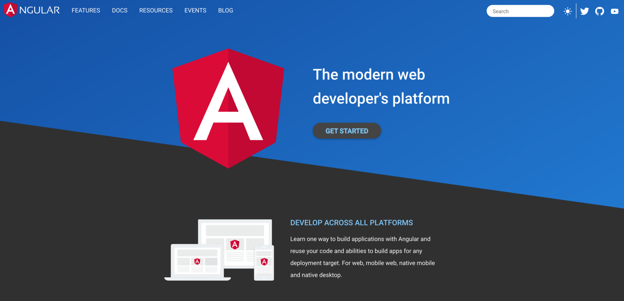 React vs. Angular A Comparison Between the 20 Front End ...