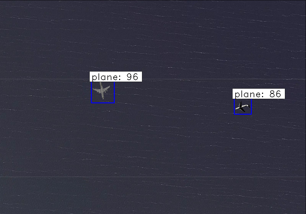 Airplanes Detection for Satellite using Faster RCNN