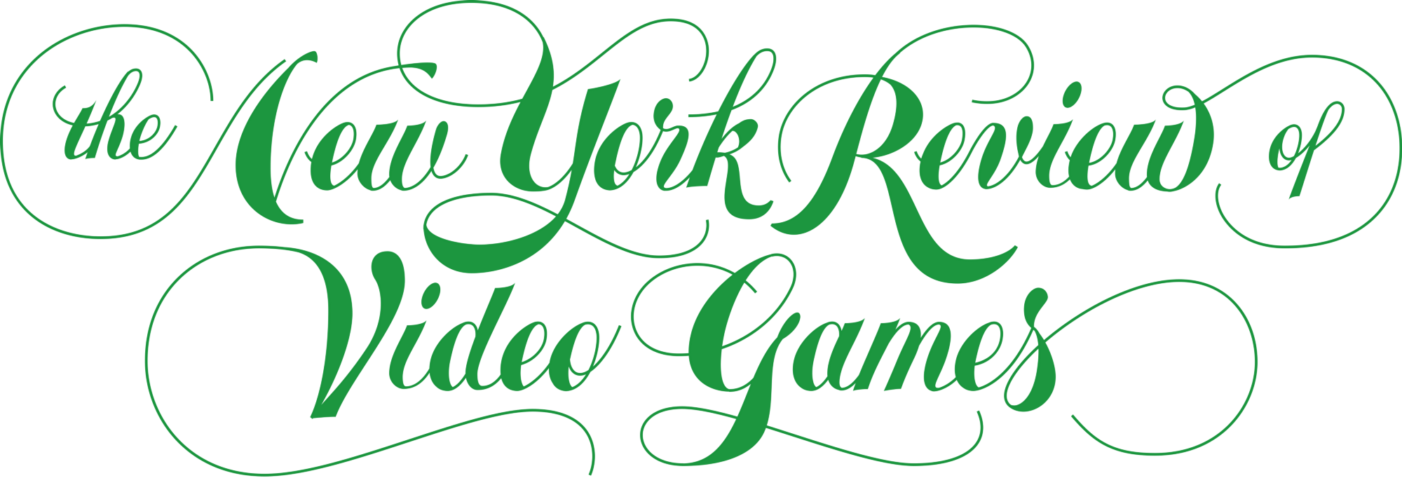 The New York Review of Video Games