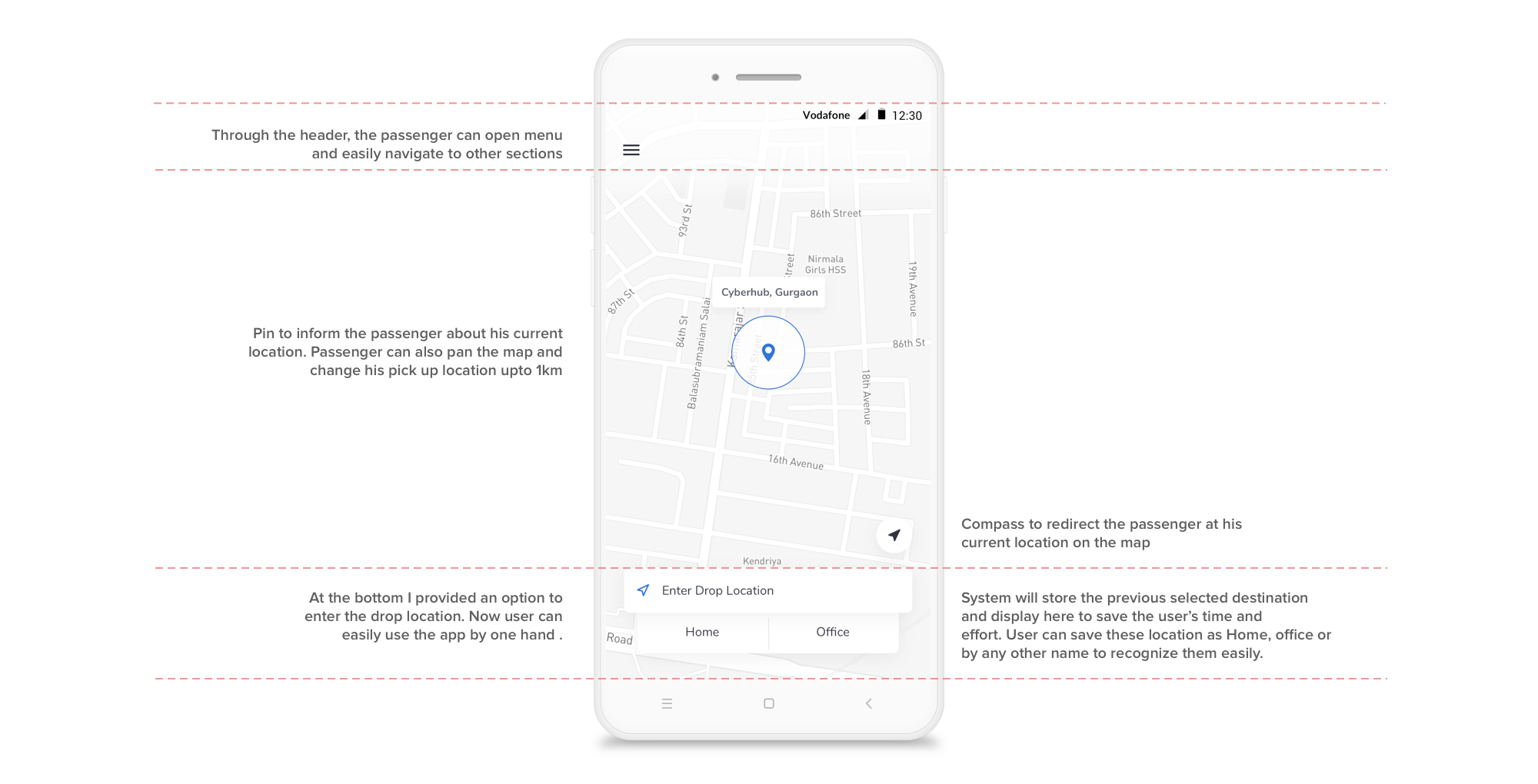 Ride Sharing How We Can Make It Possible Ux Case Study