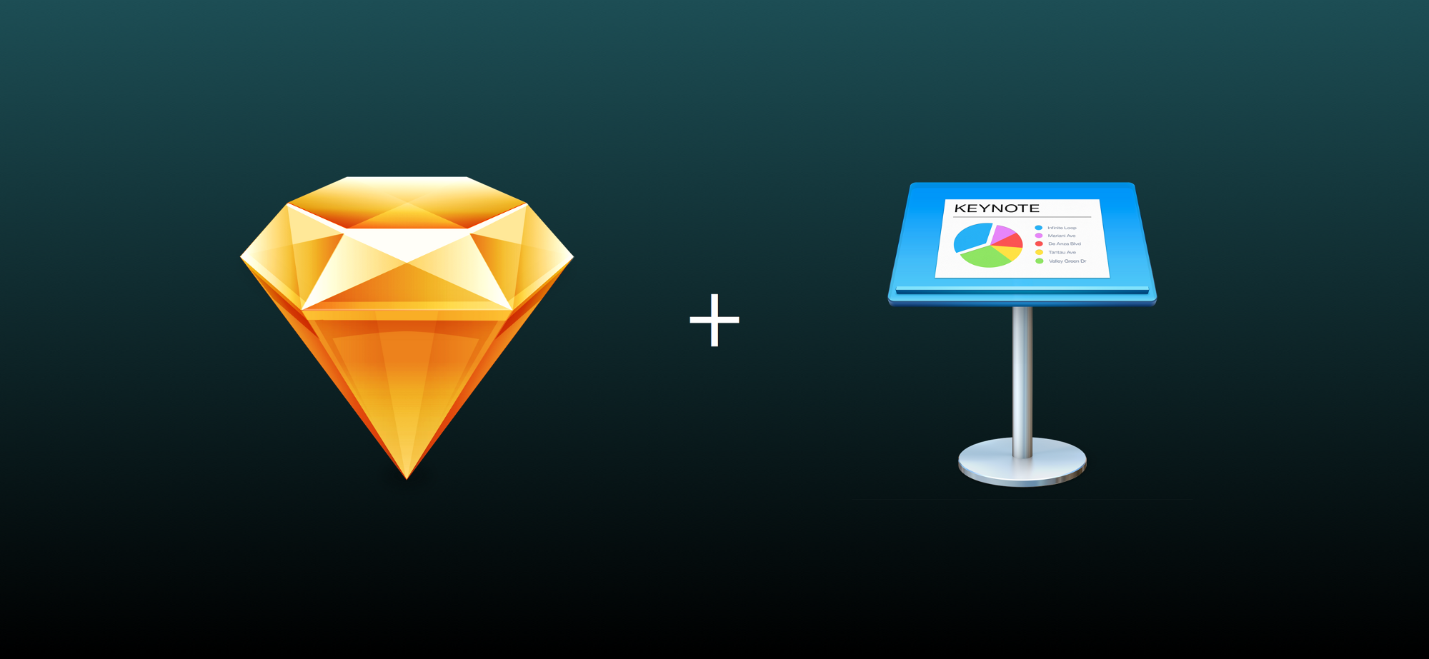 Using Sketch & Keynote for Prototyping