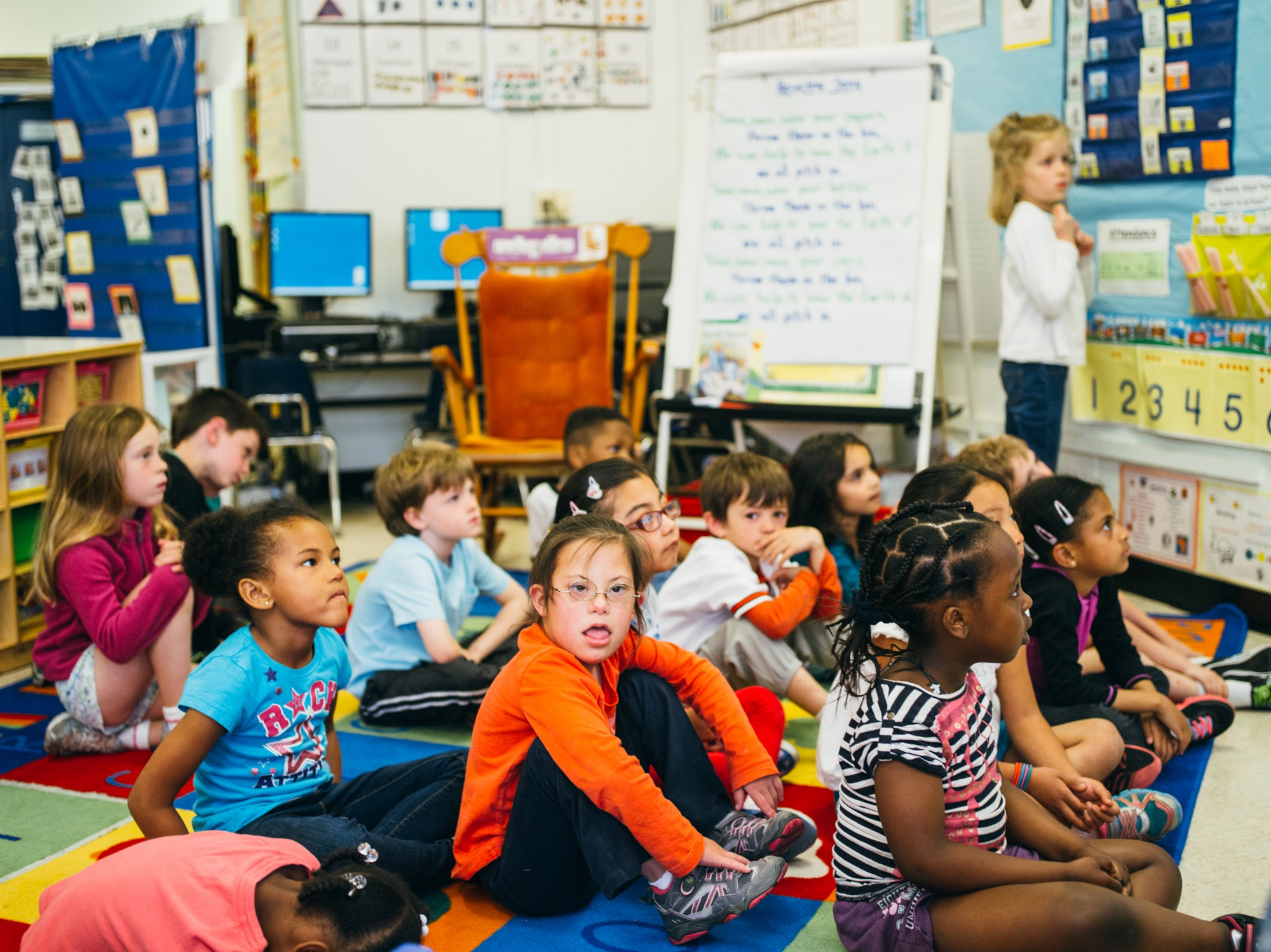 inclusive classrooms The education of special needs children has been addressed many ways, but  one of the most effective is the inclusive classroom although there are still.