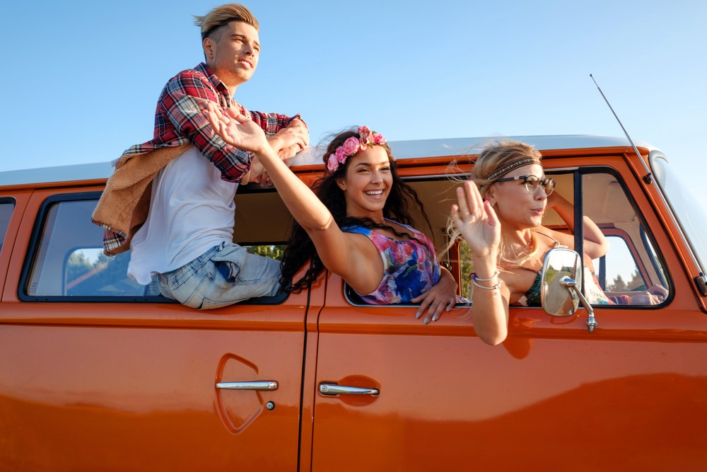 bus hire for college trip