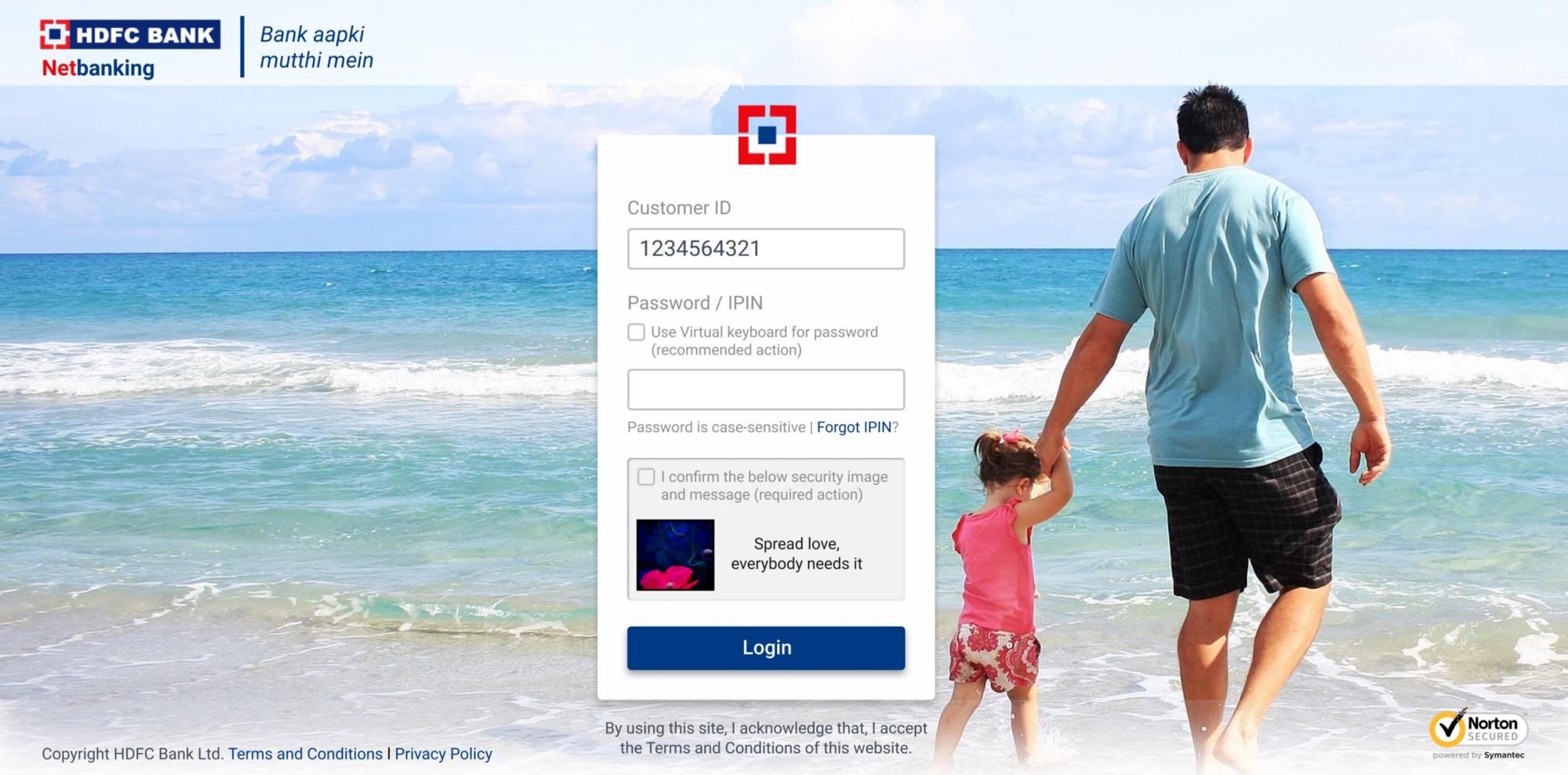 Redesigning Bank's Login Page — A UX Case Study - Prototypr