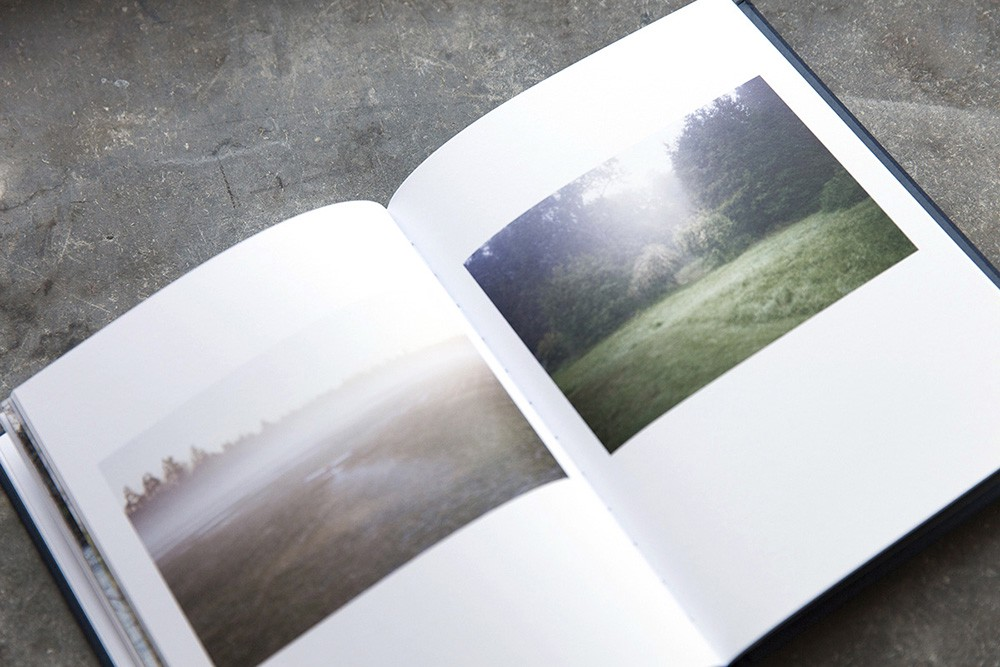 """As the river runs"" photobook by Agnes Thor."