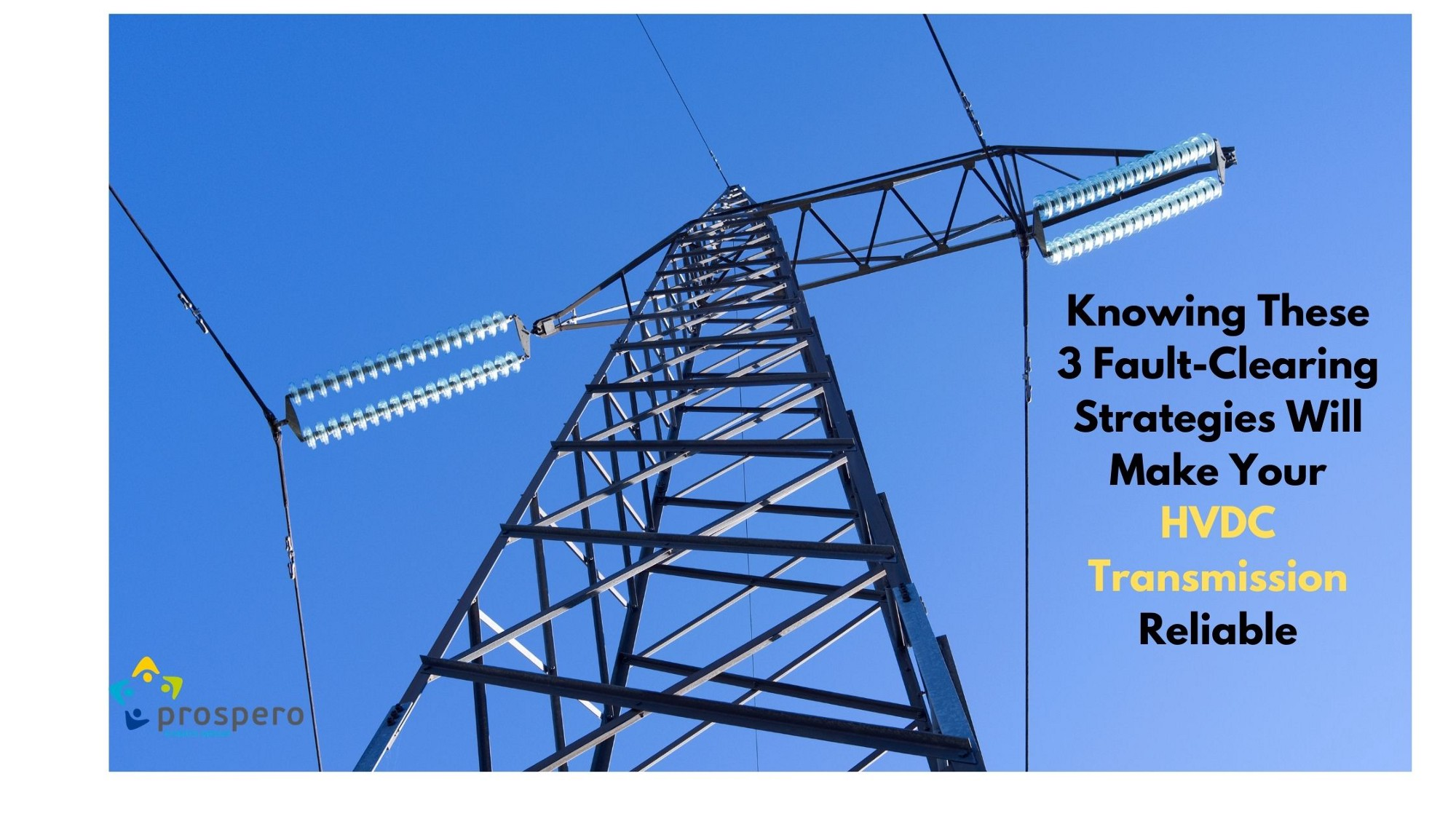 The future of bulk long-distance power transmission looks HVDC due to recent technological advancements.