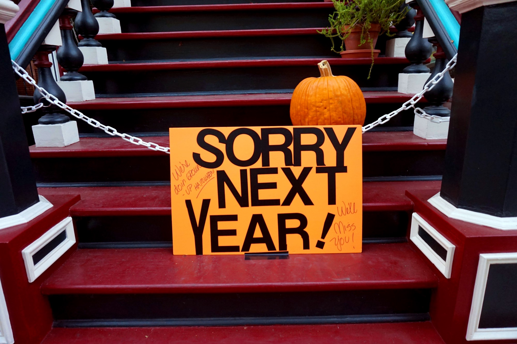 Is Halloween facing the prospect of cancellation in 2020 due to Covid-19?