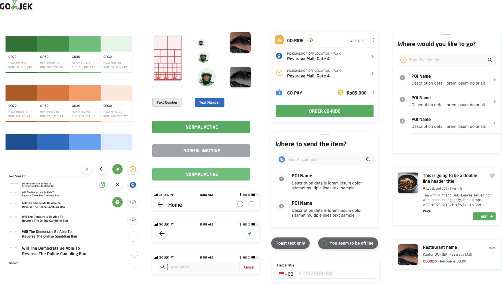 Of dreams, deadlines, and a design system - GO-JEK Product + Tech