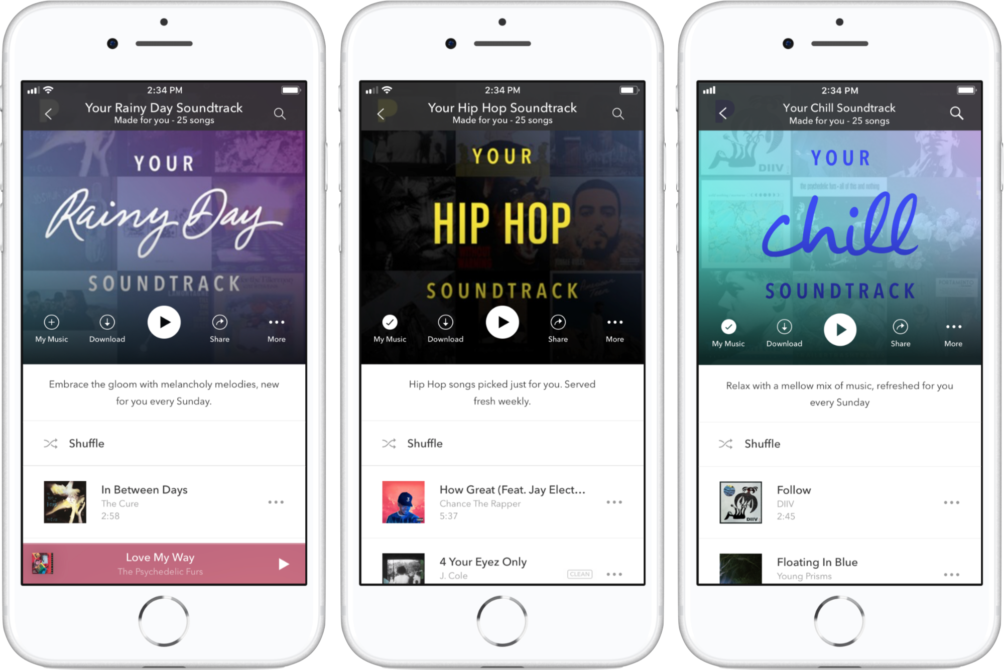 Building the Next Generation of Personalized Themed Playlists