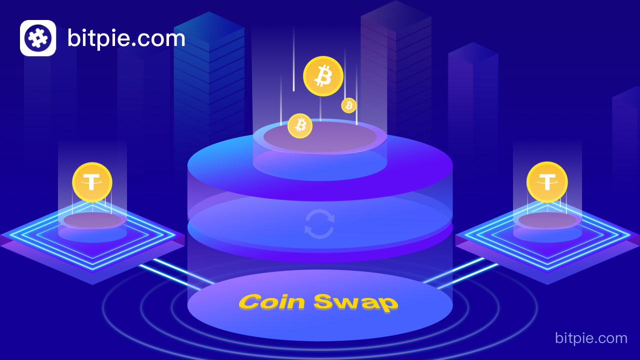 What is Coin/Token Swap and How to Swap? - Bitpie - Medium