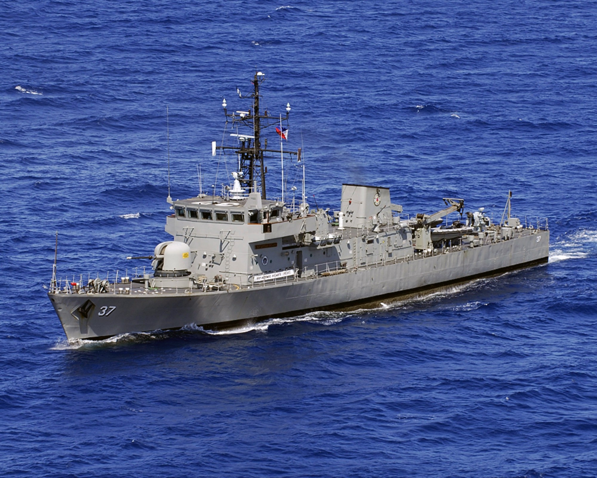 Retired Analyst The Philippine Navy Is Rusting Away