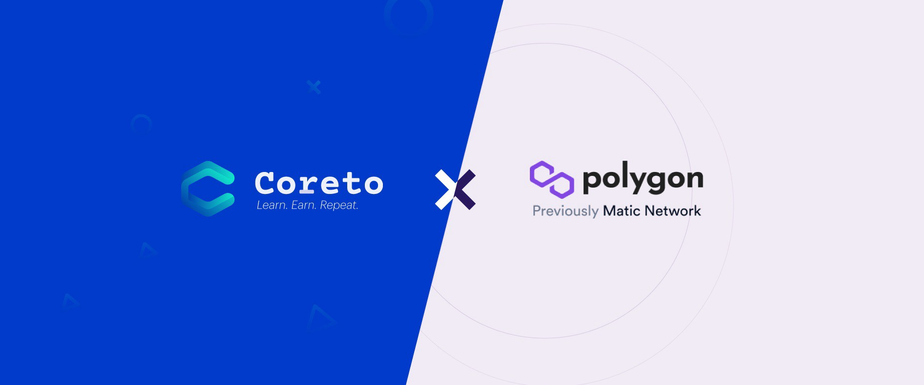 Coreto partners with Polygon (Matic network)