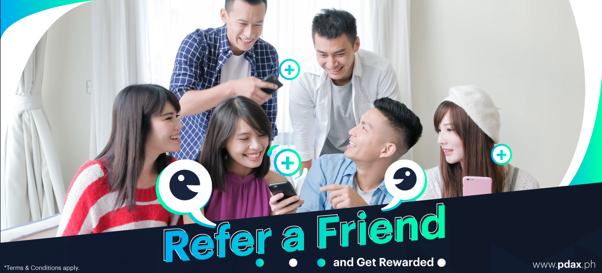 PDAX Referral Program