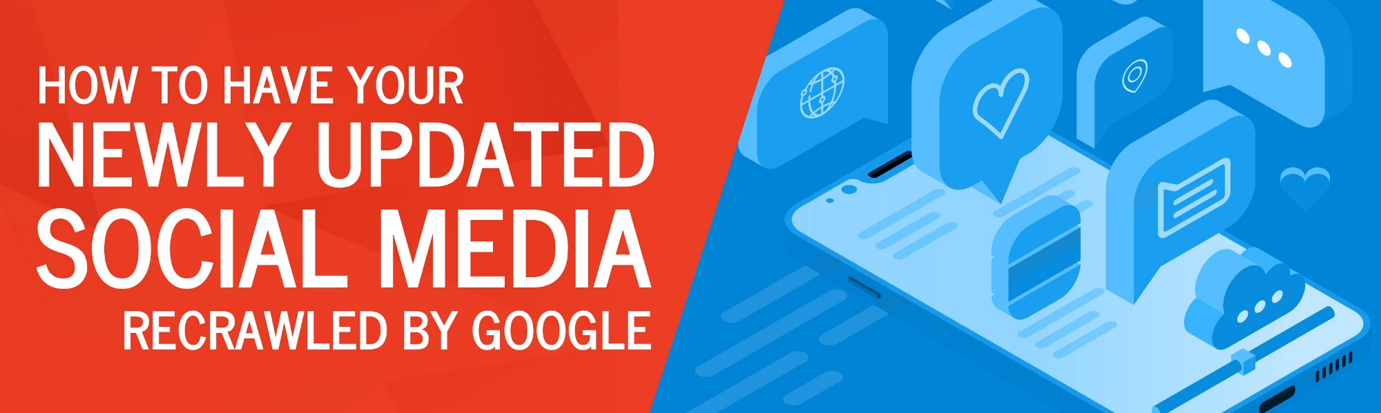 How to Have Your Newly Updated Social Media Pages Recrawled by Google