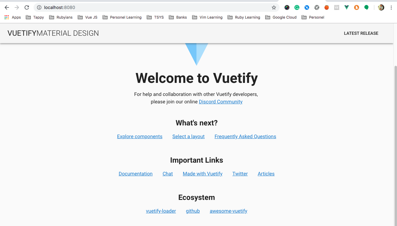 How to build a web app with Vue, Vuetify and Axios - JavaScript in