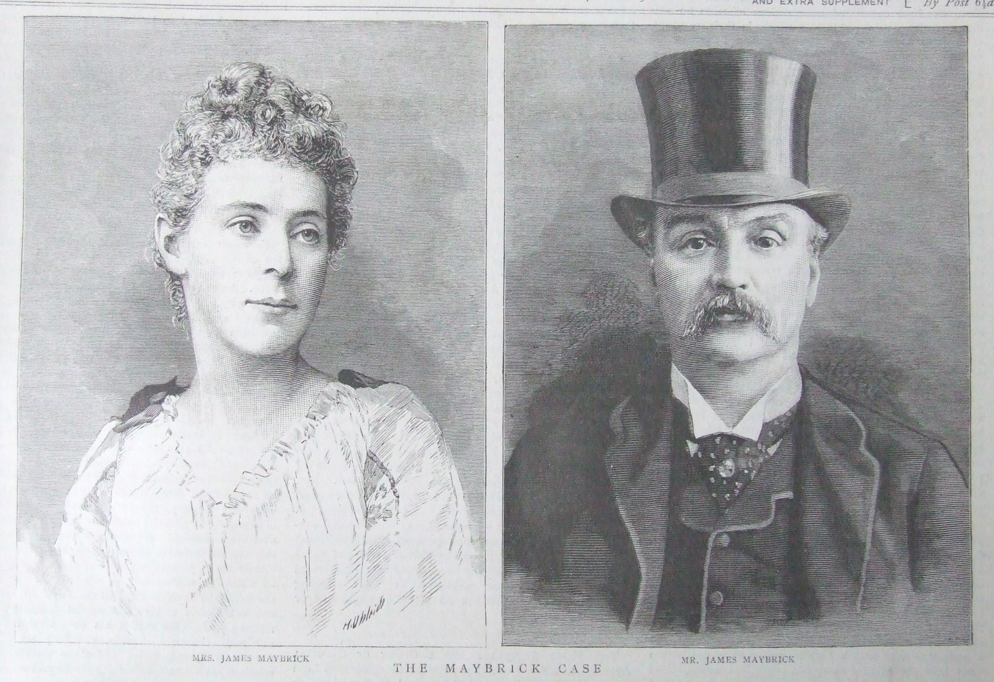Florence and Jame Maybrick both may have been killers