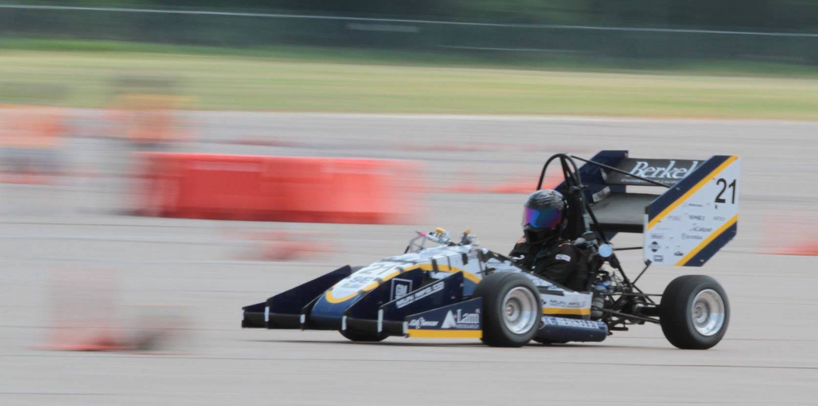 5 Steps to Design a Competition-Winning Racecar (Formula SAE)