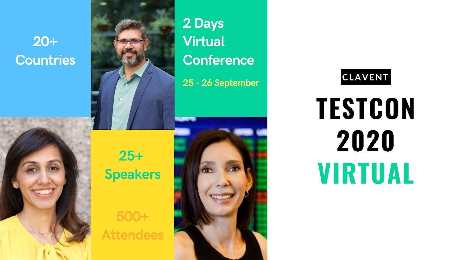 Clavent's Flagship Event TESTCON Goes Virtual in 2020!