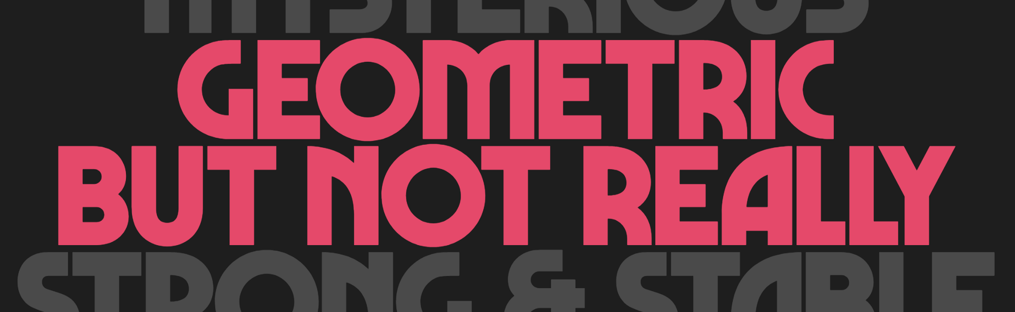 30+ Free, Delightful and High-Quality Typefaces Released Recently