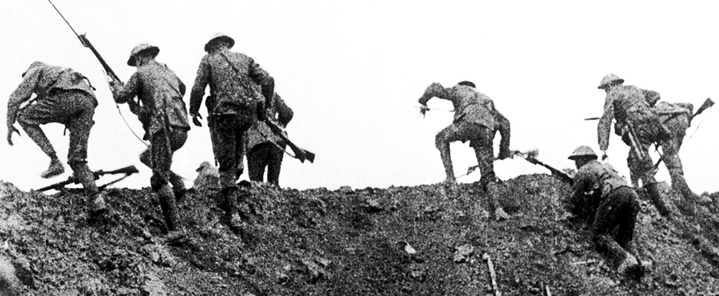WW1: My great, great grandfather's story with the Loyal North