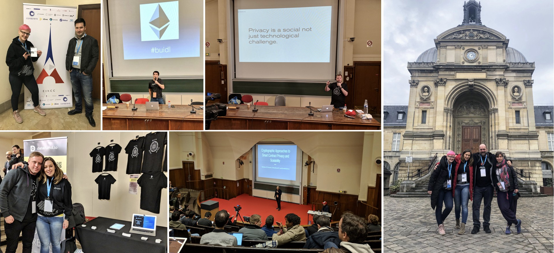 EthCC 2018: developing a scalable Ethereum - Cofound it Blog