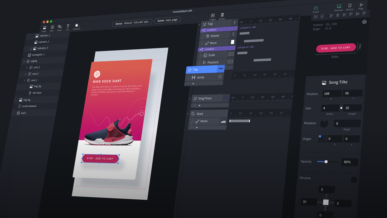 Turn Your Figma Designs into Highly Interactive Prototypes at
