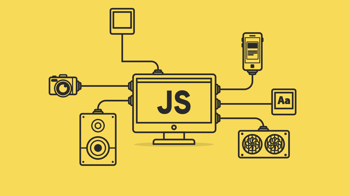 JavaScript and how it connects to various devices