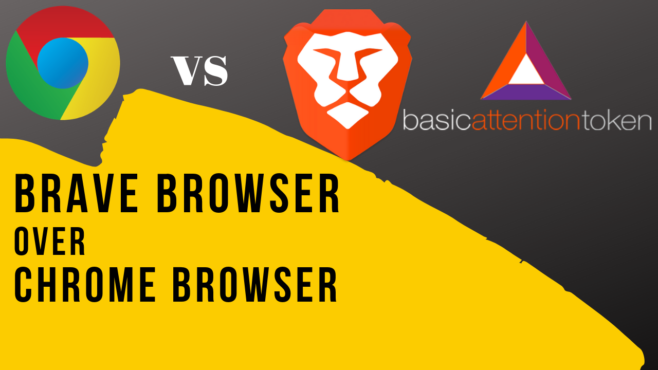 Why did I switched to Brave Browser over Chrome ? - Ciceer Ghimirey