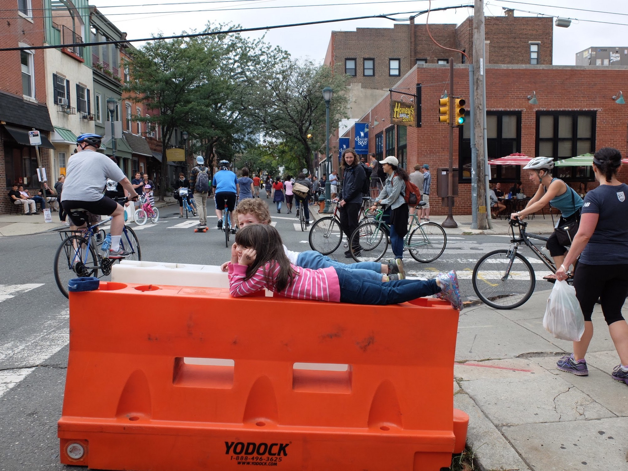 Open Streets Four Ways - NewCo Shift - Medium