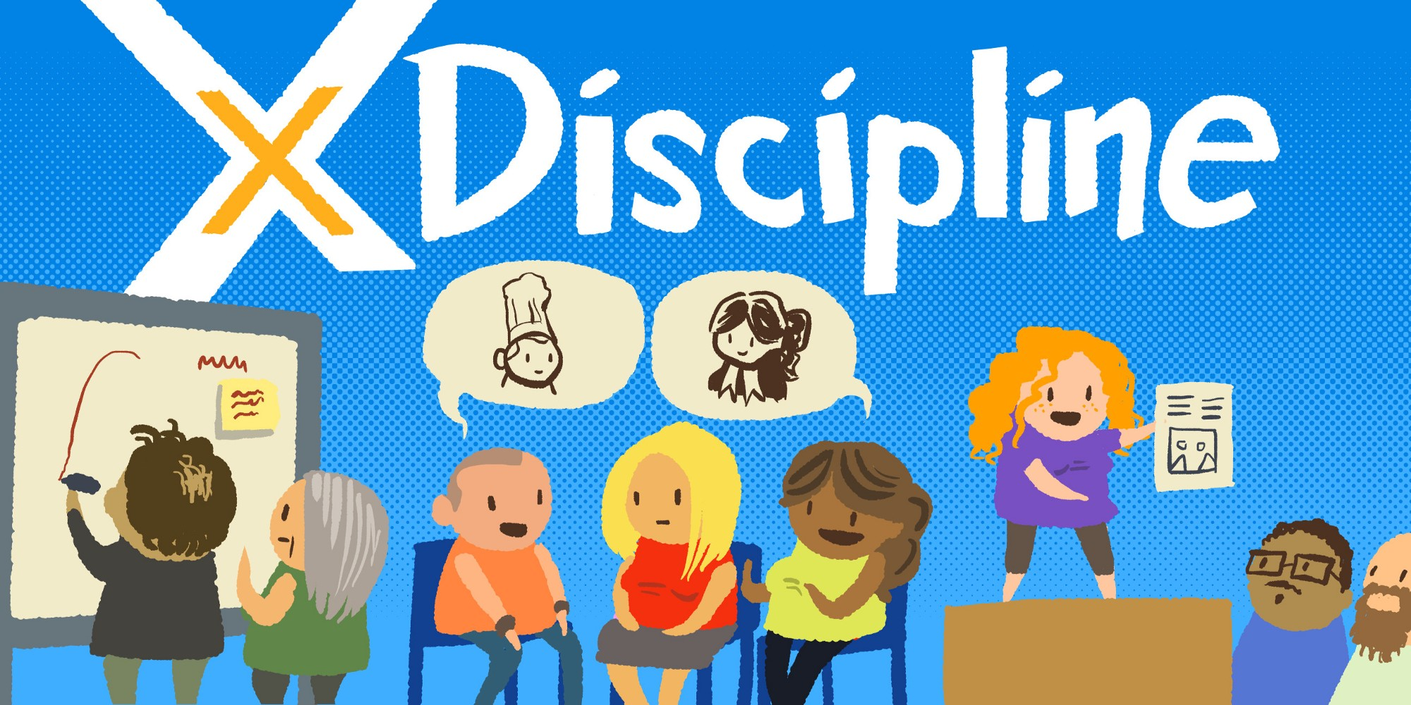 xDiscipline: a practical problem-solving conference