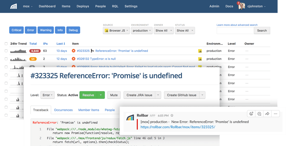 Top 10 JavaScript errors from 1000+ projects (and how to avoid them)