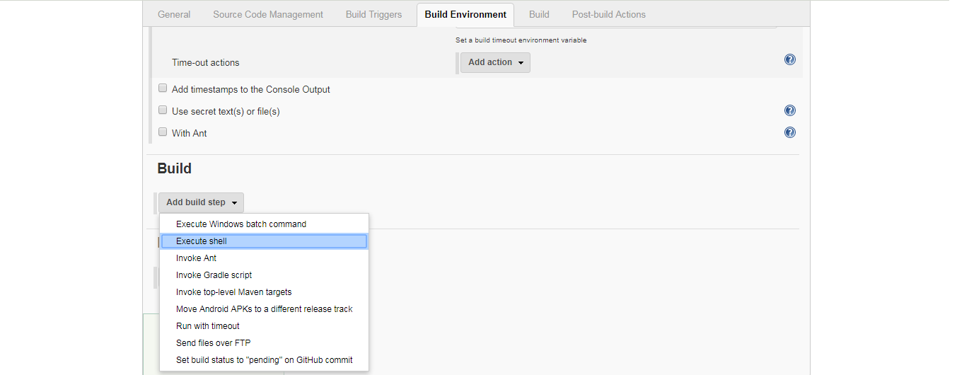 Continuous Integration using Jenkins for Android - finoit - Medium