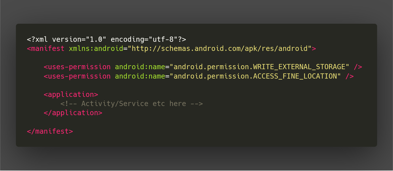Multiple Runtime Permissions in Android Without Any Third-Party