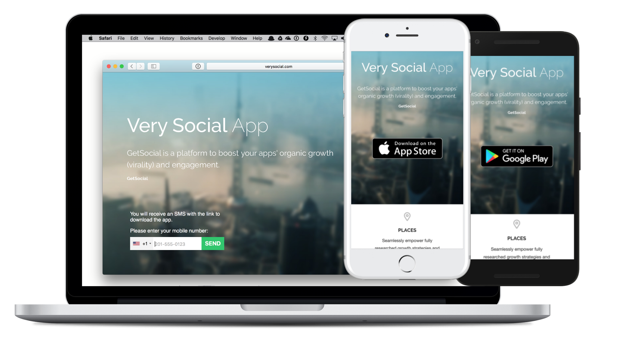 Building Effective Appstore Buttons on Your App's Landing Page