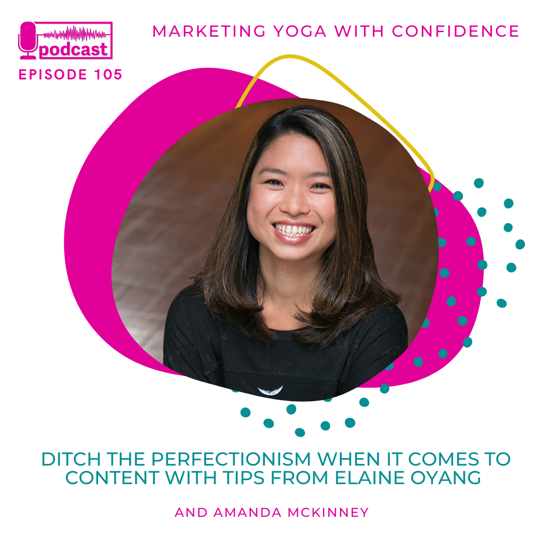 How to create a marketing content plan that works for you as a yoga teacher