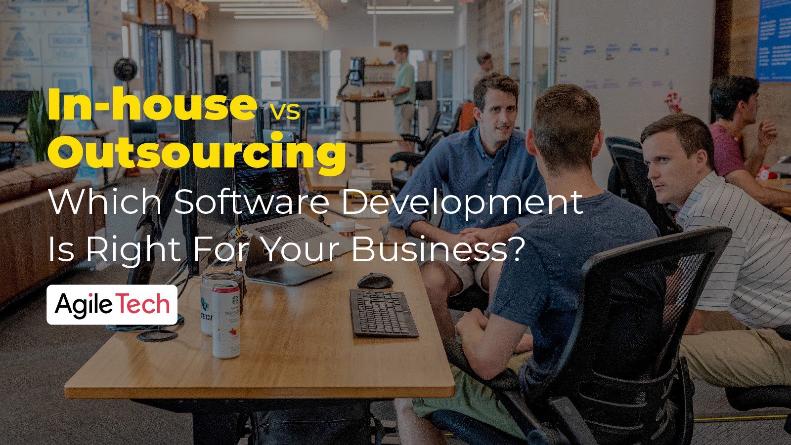 in house vs outsourcing, pros and cons of in-house vs outsourced software development, in-house vs outsource vs freelance