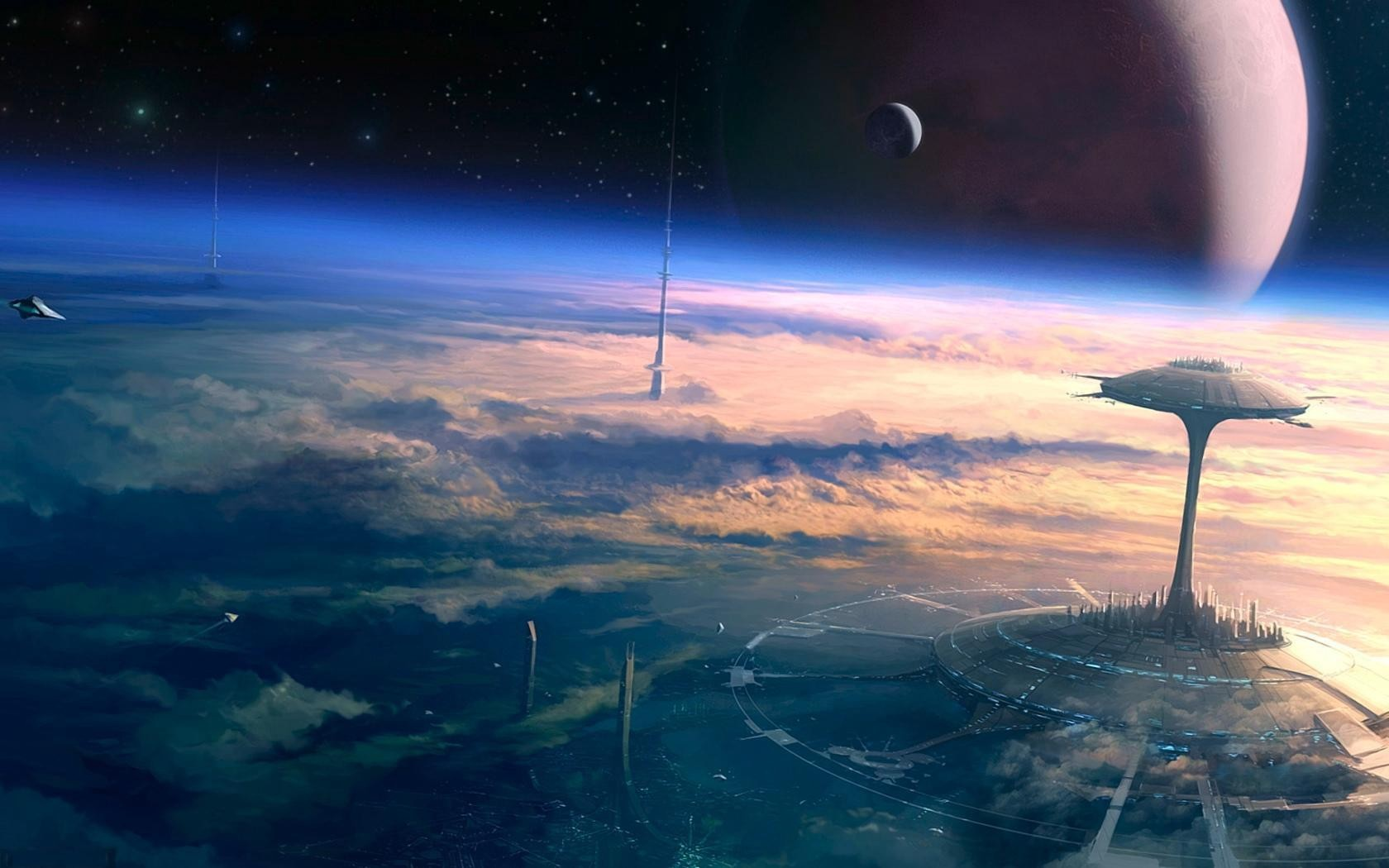 Science fiction and the predictions for the future.