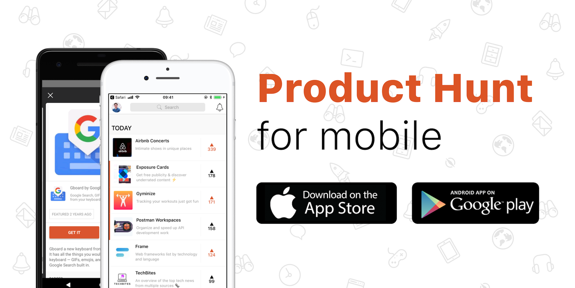 The New Product Hunt for iOS and Android 📱 - Product Hunt